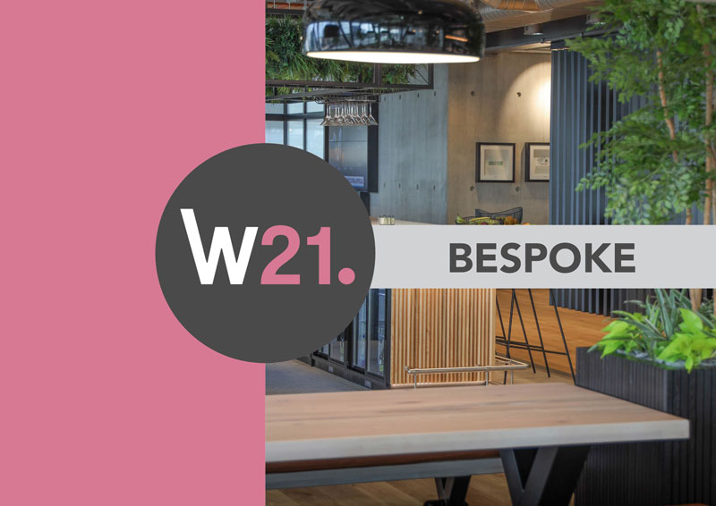 W21 Bespoke Design Brochure